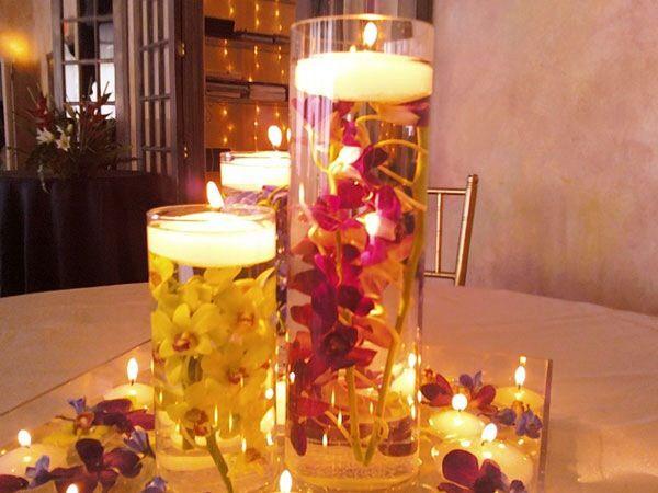 Matrimonio Simbolico Con Velas : Decoración con velas para nuestra boda