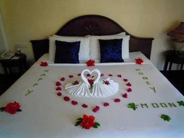 Matrimonio Bed Cover : Que tal estas decoraciones para pasar la noche de tu luna