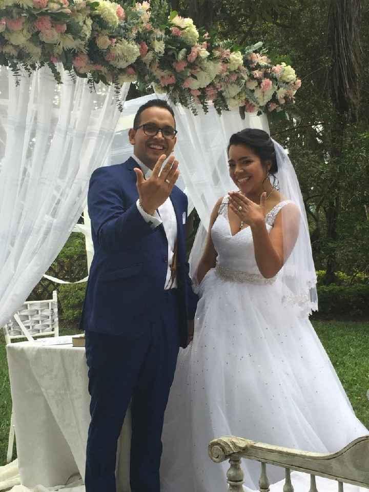 La boda 💑 - 1