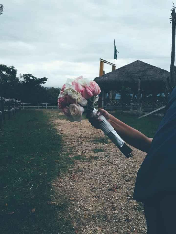 El Ramo de flores - 1