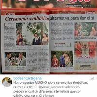 Oficiante Ceremonia Simbólica Cartagena - 1