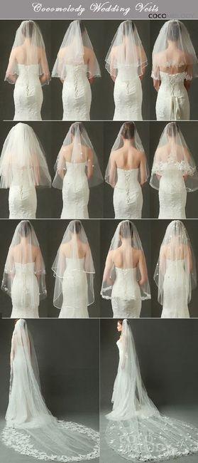 Elige tu velo de novia 1
