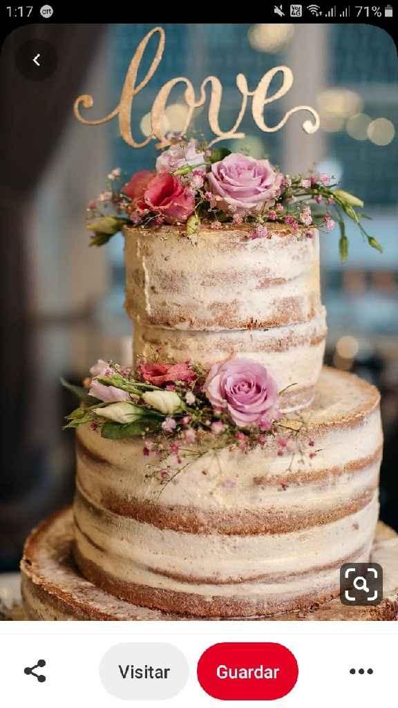 ¿Munequitos de novios para la decoración de la torta? - 1