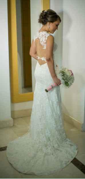 mi vestido :)