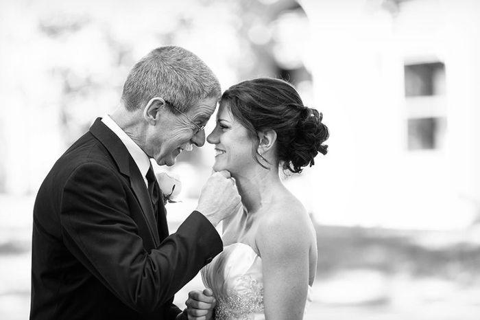 ¿Es verdad que los padres de la novia deben pagar la boda? 1