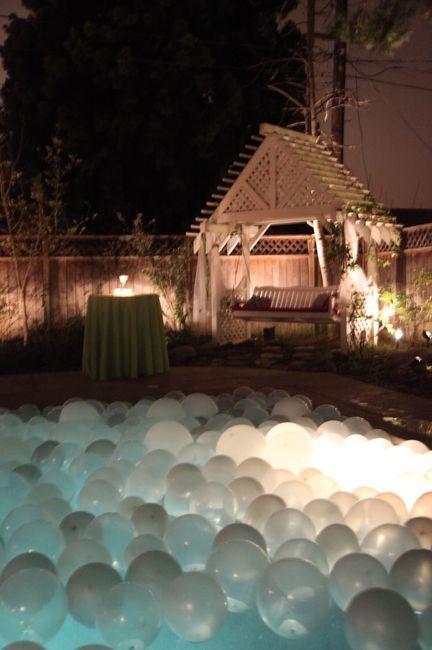 Ideas para decorar la piscina for Ideas para decorar piscinas