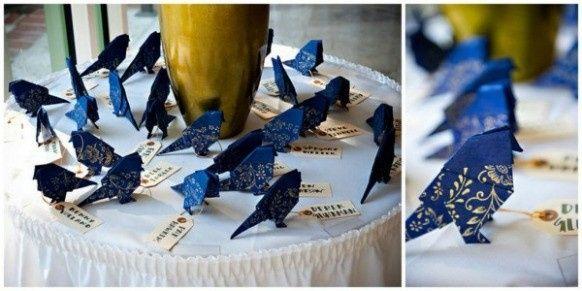 Decoracion Origami Bogota ~ Decoracion con origami