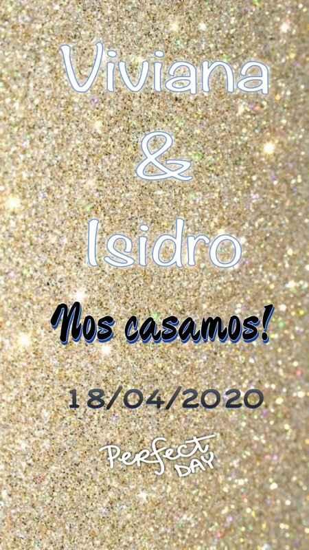 Novios que nos casamos el 18 de Abril de 2020 en Tolima - 1