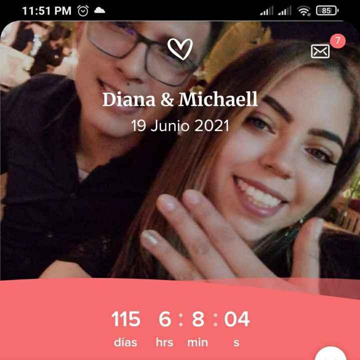 ¿Cuál es la fecha de tu matrimonio? - 1