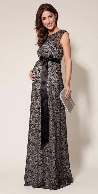 e26e7d9e5 Damas de honor embarazadas!  3