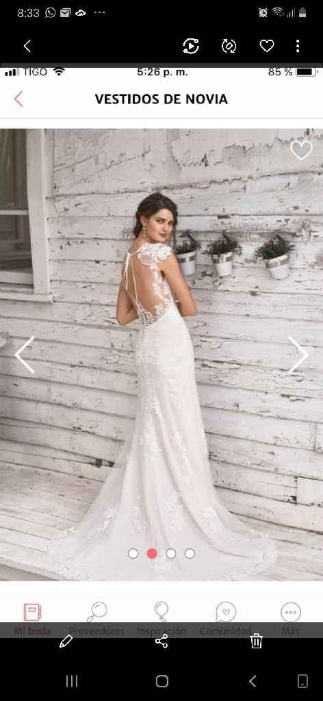 Cómo son o serán sus vestido de novia????? - 1