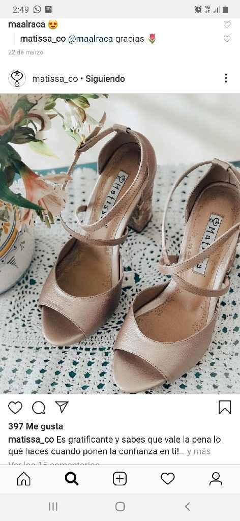 Tips para elegir los zapatos de novia - 1