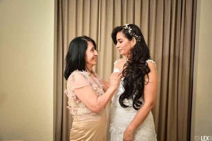 Nuestra boda Luis & Ivonne Amor infinito - 8