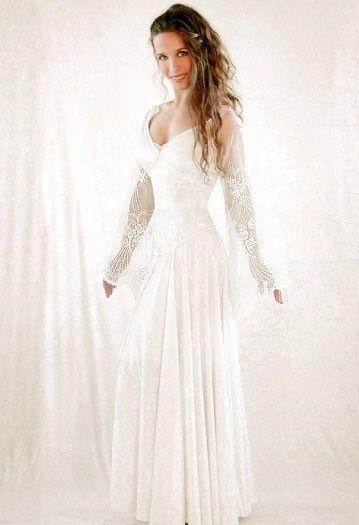 Vestidos de cuentos de hadas: reina de los elfos