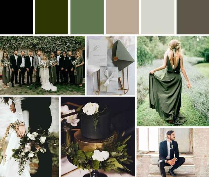 Colores para mi boda - 2
