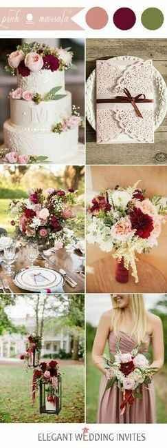 Colores para mi boda - 3