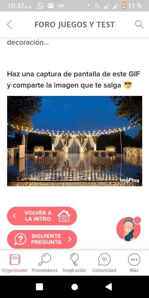 Mi casa posible lugar para mi boda - 2