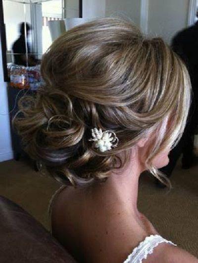 Peinados para una boda civil de tarde