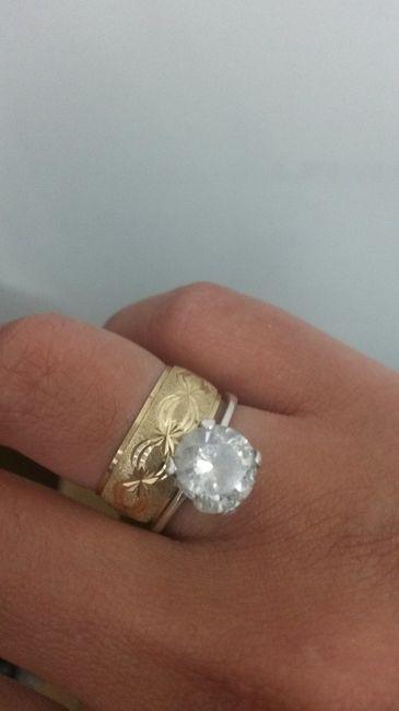 3d2a18f5dd37 Dónde van los anillos
