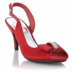 Zapatos para boda rojos a0dc6e4b58d3