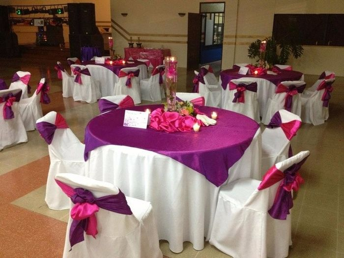 boda color fucsia