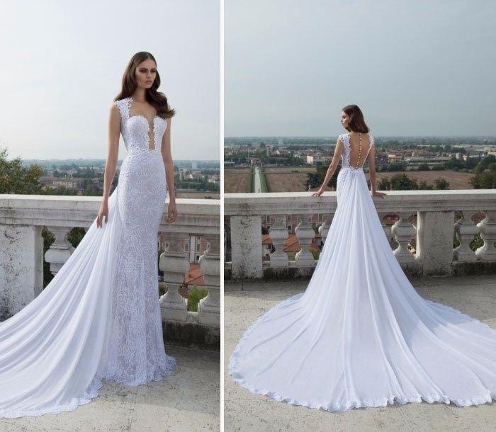 El significado del traje de novia