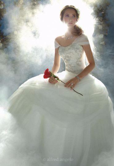 boda de cuento: la bella y la bestia