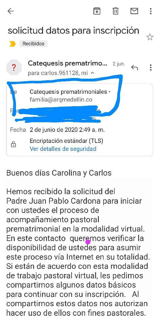 Prematrimonial católico en Medellin - 1
