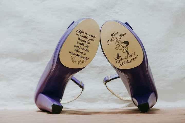¿Decorarás las suelas de tus zapatos? - 1