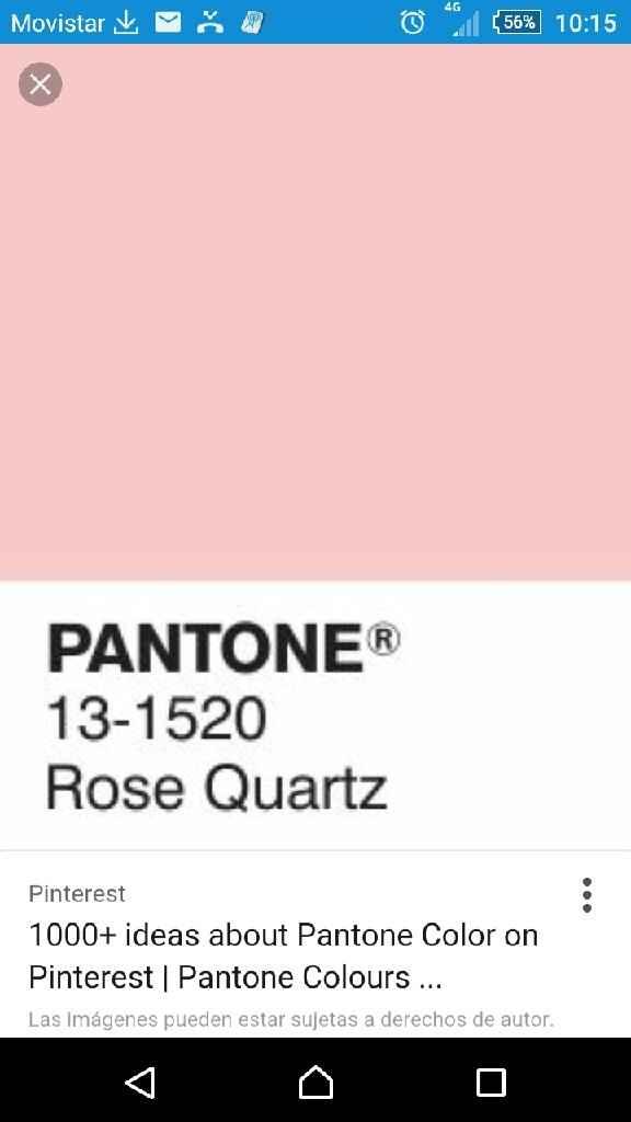 Club de novias color palo de rosa - 1