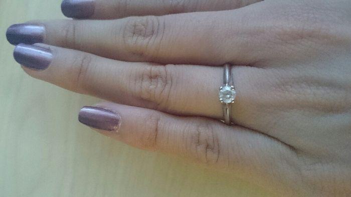 766012499fcd Cuál es la forma de tu anillo de compromiso  - Página 2