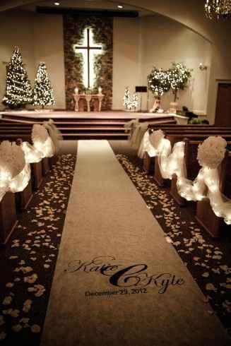 Camino al Altar 9