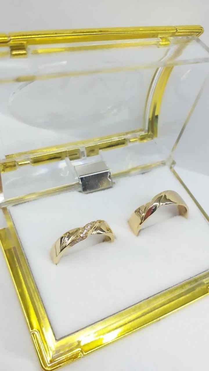 Nuestros anillos - 1