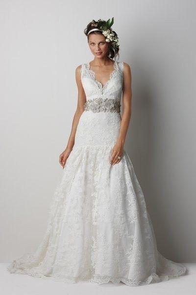 """vestido de novia boda estilo """"rústico"""""""