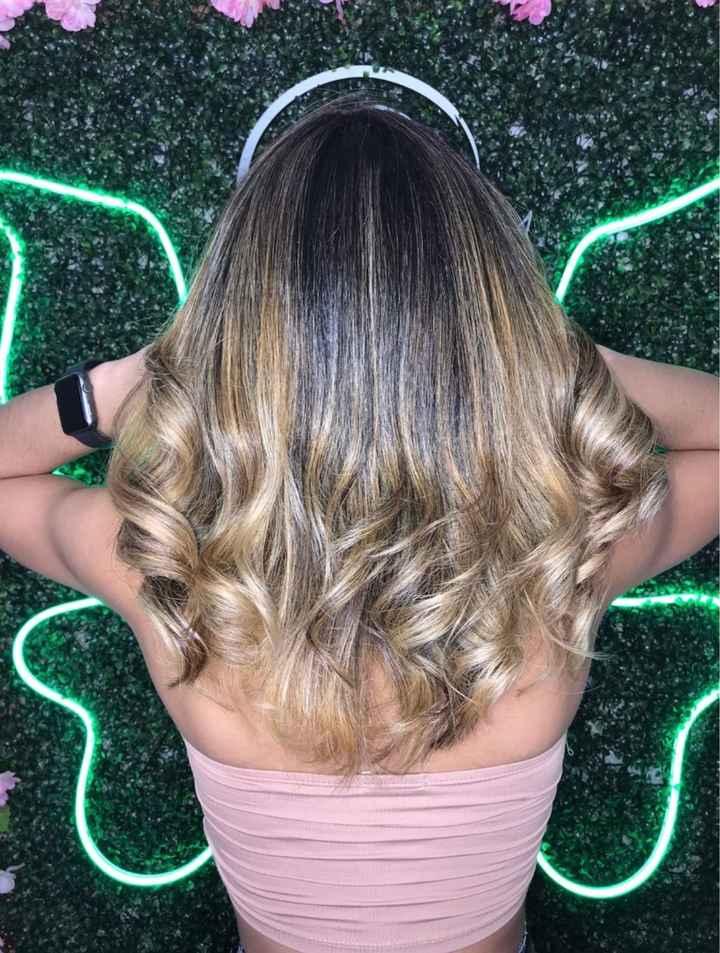 El color del cabello para tu matrimonio: ¿Cómo Lina Tejeiro o como Greeicy Rendón? - 1