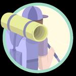 Aventurera. Tu espíritu aventurero no tiene límites. Participaste en 10 debates así que ya puedes lucir este bonito emblema.