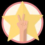 Super Star. Demostraste que eres una destacada ejemplar ¡Felicitaciones!