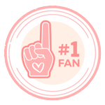 FAN #1. ¡Felicitaciones eres la FAN #1 de Matrimonio.com.co!