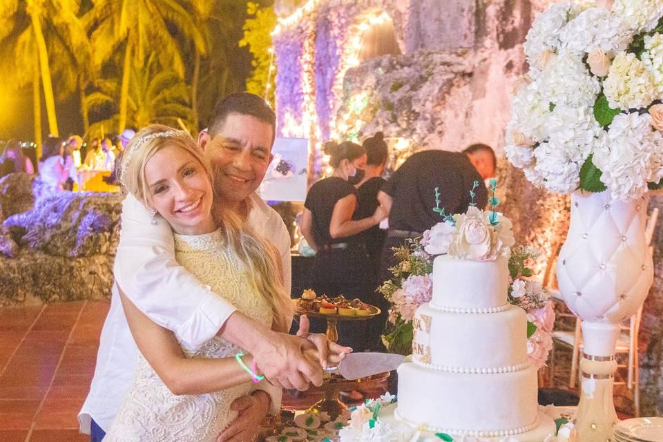 Chachy Arteaga Wedding Pastry