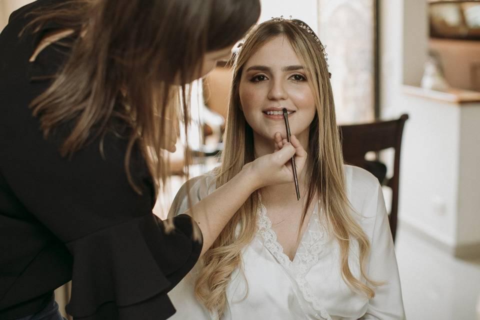 Aleja Makeup