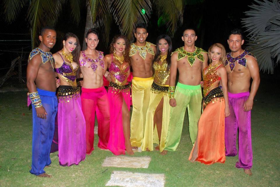 Fluxus Dance Performance