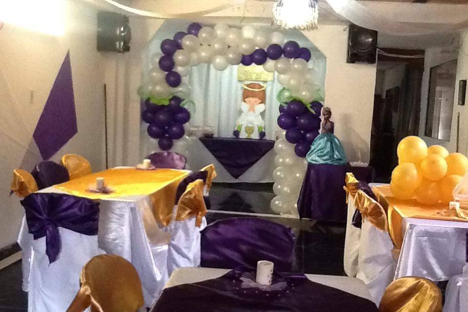 Salón de Eventos El Kikilín