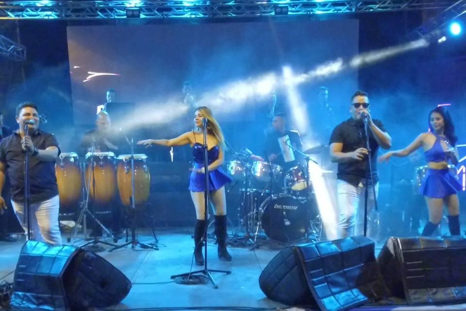Show en vivo Tropical