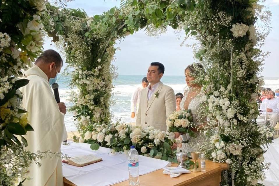 Wedding Ingrid Corredor