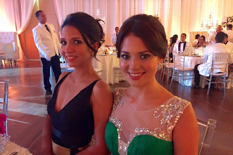 Adriana Sierra Maquillaje