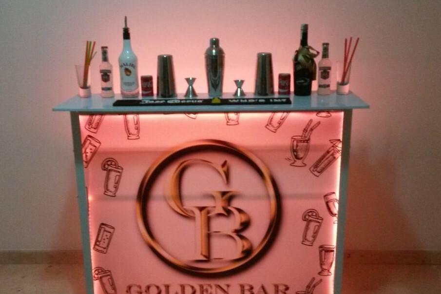 Golden Bar - Coctelería