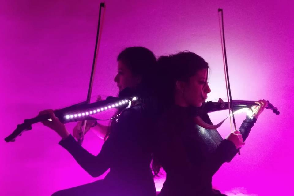 New Violín Music