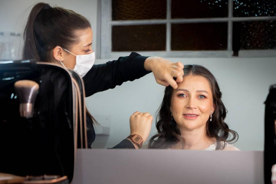 Eva Lozano Makeup