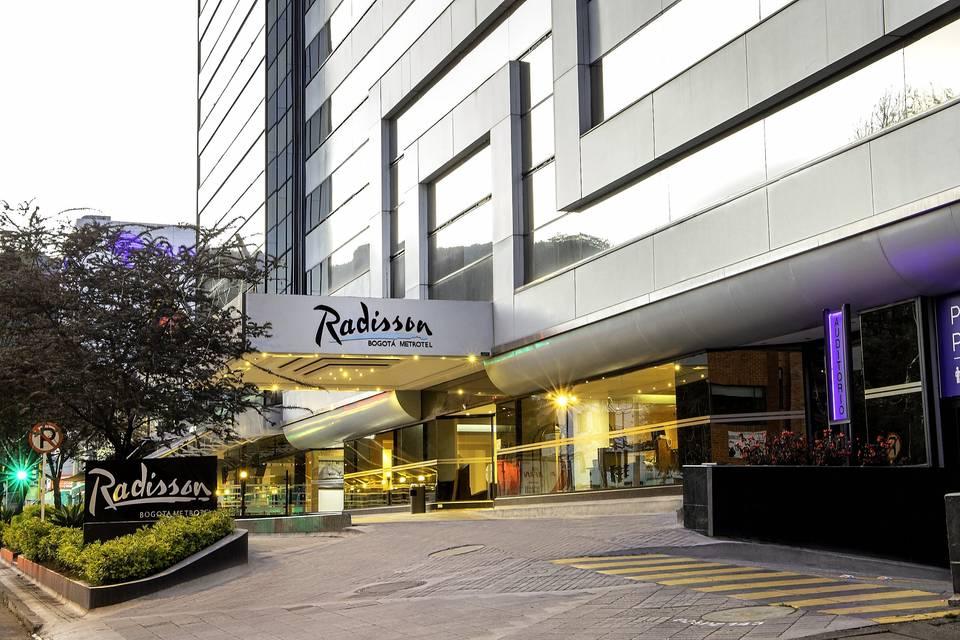Hotel Radisson Bogotá Metrotel