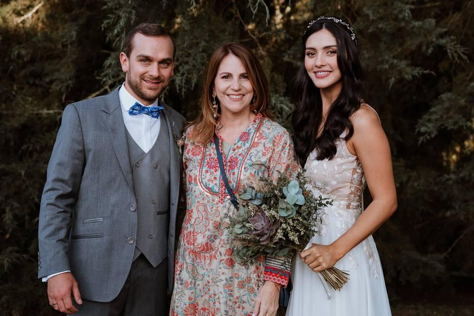 Olga Bernal Wedding Planner